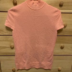 Unique Vintage Cielo mock sweater, pink, Nwot